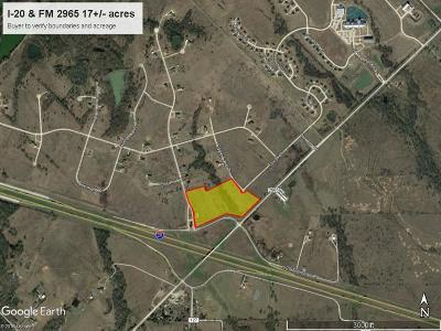 Wills Point Commercial Lots & Land For Sale: Tbd Fm 2965