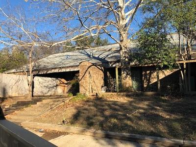 Single Family Home For Sale: 14052 Hillcrest Road