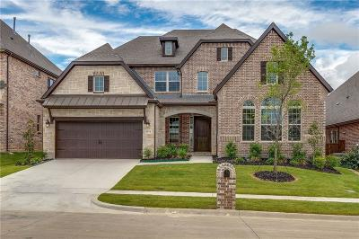 McKinney Single Family Home For Sale: 6516 Palmetto Bluff Drive