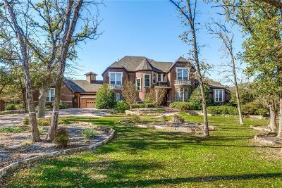 Denton County Single Family Home For Sale: 217 Hickory Ridge Court