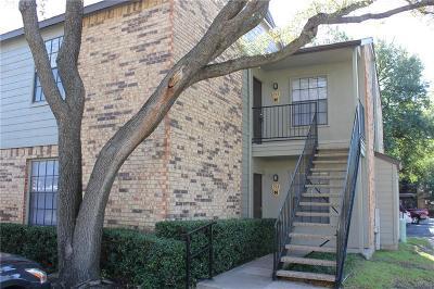 Dallas Condo For Sale: 5335 Bent Tree Forest Drive #253