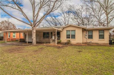 Hurst, Euless, Bedford Single Family Home Active Option Contract: 312 Souder Drive