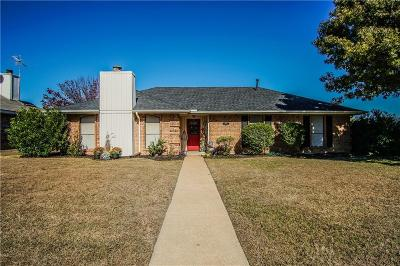 Sachse Single Family Home For Sale: 3319 Kellie Street