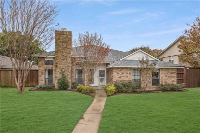 Plano Single Family Home For Sale: 1500 Heidi Drive