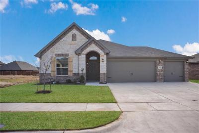 Weatherford Single Family Home For Sale: 2521 Silver Fox Trail