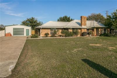 Forney Single Family Home For Sale: 14662 Valley View