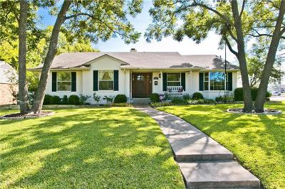 Richardson Single Family Home For Sale: 1227 Laurel Lane