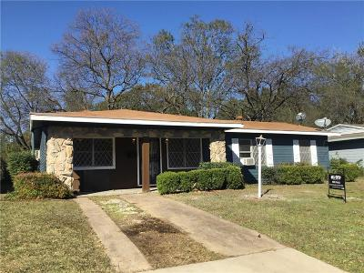Dallas Single Family Home For Sale: 2851 Kilburn Avenue