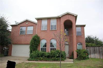 Arlington Single Family Home For Sale: 921 Medina Drive