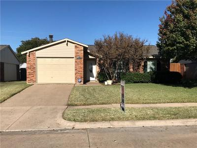 The Colony Single Family Home For Sale: 5509 Gates Drive