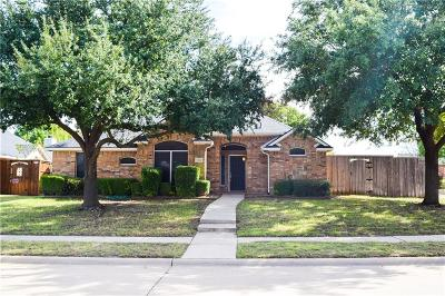 Frisco Single Family Home For Sale: 7516 Parkbrook Drive