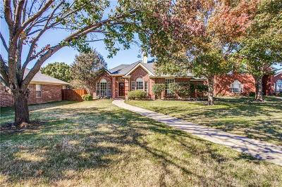 Allen TX Single Family Home For Sale: $294,900
