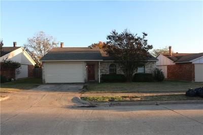 Dallas Single Family Home For Sale: 10242 Red Maple Drive