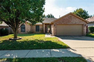 Arlington Single Family Home For Sale: 6747 Big Springs Drive