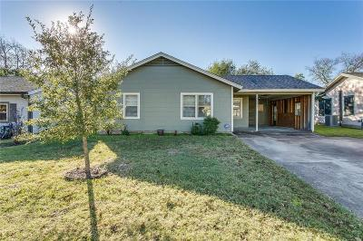Blue Mound Single Family Home For Sale: 1740 Fagan Drive
