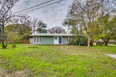 Flower Mound Single Family Home Active Option Contract: 3425 High Road