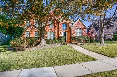 Plano Single Family Home For Sale: 3705 Stockport Drive