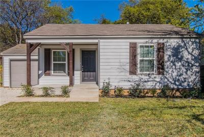 Fort Worth Single Family Home For Sale: 5621 Hiett Court