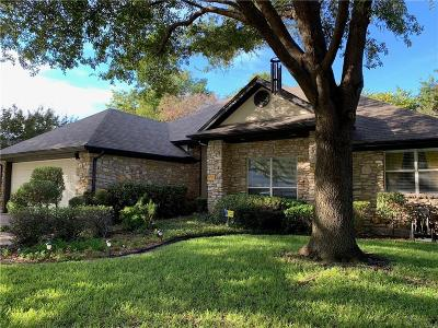 Benbrook Single Family Home For Sale: 1241 Trinity Drive
