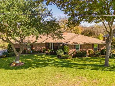 Waxahachie Single Family Home For Sale: 420 Ovilla Road