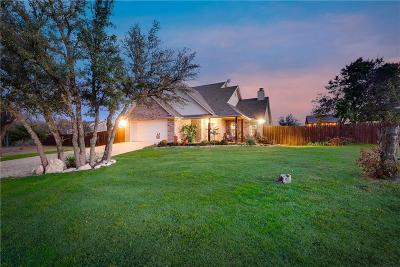 Parker County Single Family Home For Sale: 162 Shady Grove Lane
