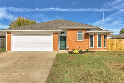 Fort Worth Single Family Home For Sale: 4012 Busch Gardens Drive