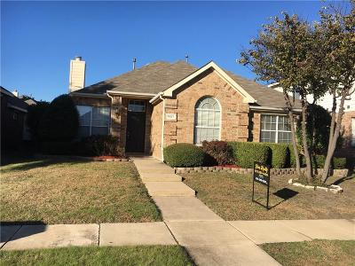 Allen Single Family Home For Sale: 1521 Broadmoor Drive