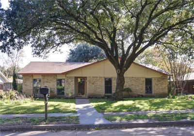 Plano Single Family Home For Sale: 1012 Overdowns Drive