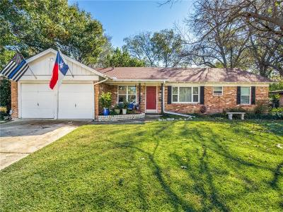 Fort Worth Single Family Home For Sale: 5729 Walla Avenue