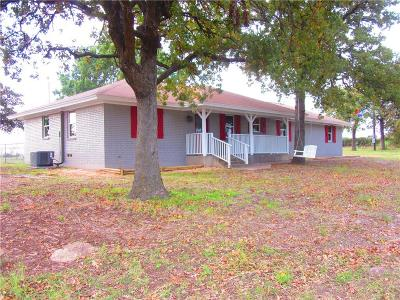 Parker County Single Family Home For Sale: 9681 Old Agnes Road