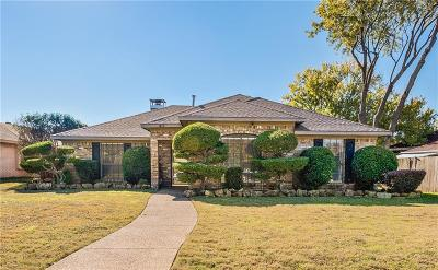Allen Single Family Home For Sale: 411 Roaring Springs Drive