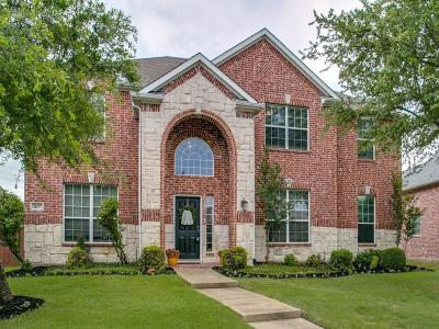 Frisco Single Family Home For Sale: 1617 Kingfisher Lane