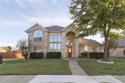 Carrollton Single Family Home For Sale: 1313 Bradbury Drive