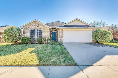 Fort Worth Single Family Home For Sale: 12201 Rolling Ridge Drive