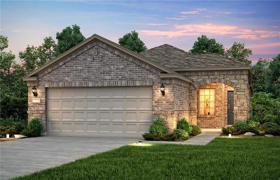 Little Elm Single Family Home For Sale: 7608 Parade Drive