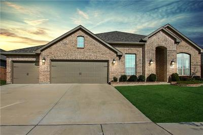 Fort Worth Single Family Home For Sale: 609 Fall Wood Trail