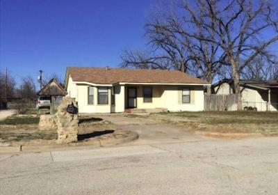 Abilene Single Family Home For Sale: 2034 Lowden Street
