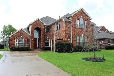 Rowlett Residential Lease For Lease: 10214 Waterview Parkway