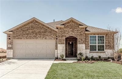 Little Elm Single Family Home For Sale: 7628 Heritage Drive