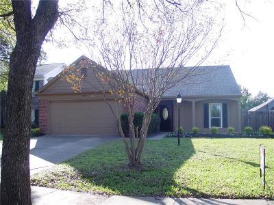 Grand Prairie Single Family Home For Sale: 4451 Mercer Street