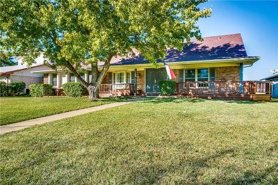 Richardson Single Family Home For Sale: 1607 Baltimore Drive