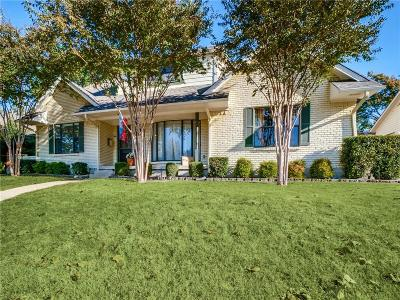 Dallas Single Family Home For Sale: 9615 Timberleaf Drive
