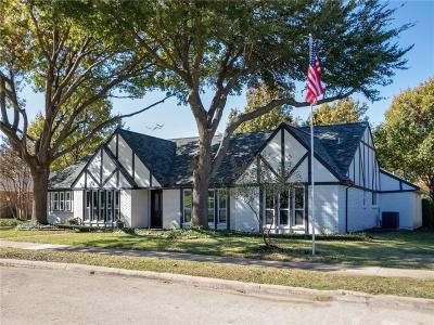 Rowlett Single Family Home For Sale: 5909 Lakeshore Drive