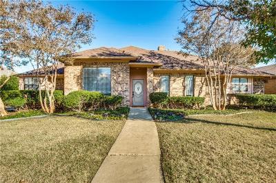 Carrollton Single Family Home For Sale: 2133 Hunters Ridge