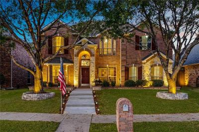 Frisco Single Family Home For Sale: 10638 Bancroft Lane