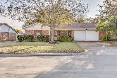 Crowley Single Family Home For Sale: 412 E Glendale Street
