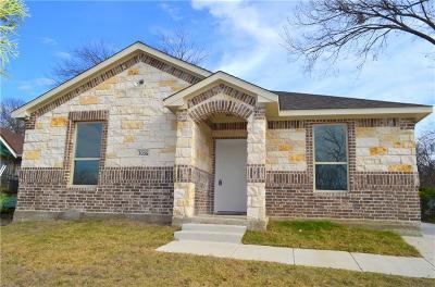 Single Family Home For Sale: 3006 Fernwood Avenue