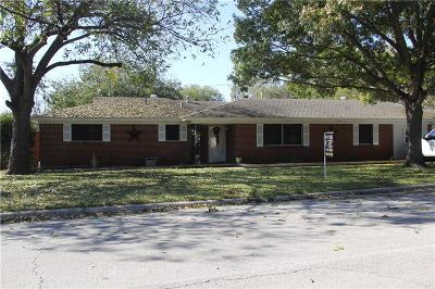 Richland Hills Single Family Home For Sale: 3529 Granada Drive
