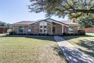 Grapevine Single Family Home For Sale: 1109 Laguna Vista Way