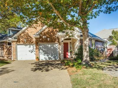 Dallas Single Family Home For Sale: 2635 Lakeforest Court